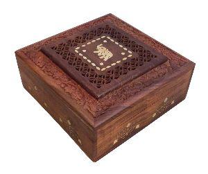 Vian0491 Wooden Handmade Jewellery Box