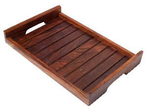 Vian0590 Wooden Fruit Serving Tray