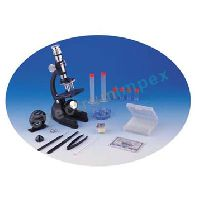 Xoom Die-cast Microscope Set