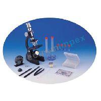 Die-cast Microscope Set