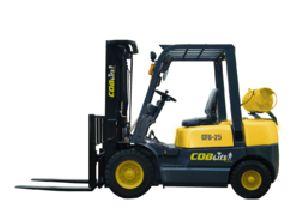 Forklift Lpg Fuel Lift Truck