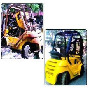 Forklift Overhauling Services
