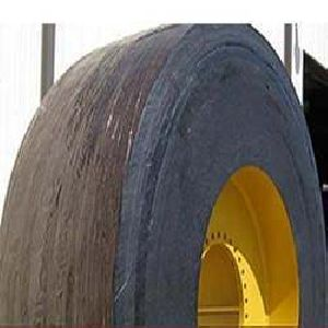 Forklift Solid Tires