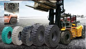 forklifts tyres