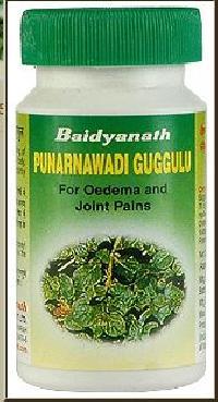 Baidyanath Punarnawadi Guggulu Powder
