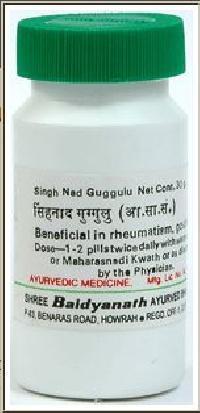 Baidyanath Singhnad Guggulu Tablets