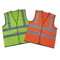 Neon Reflective Vests