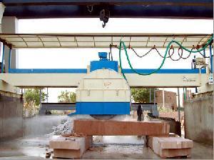 Bridge Type Stone Block Cutting Machine