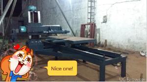 Granite Stone Block Cutting Machine