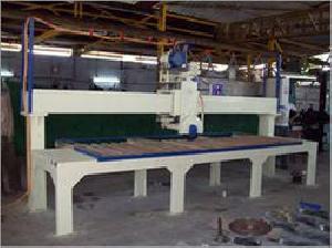 Portable Stone Block Cutting Machine
