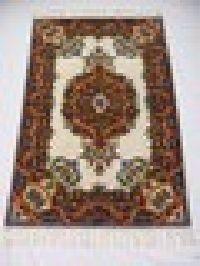 Hand Embroidered Woolen Rug