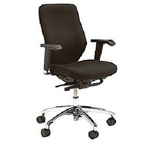 Stainless Steel Operator Chair