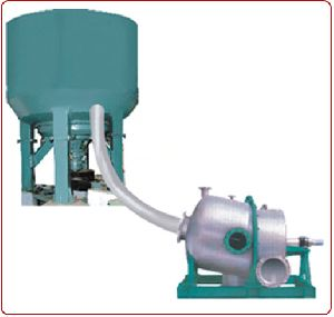 Hi Con Pulper With Dilution Pulper Machine