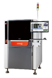 Sigma X 3d Solder Paste Inspection Machine