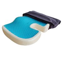 Gel Coccyx Seat Cushion