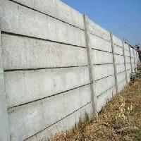 RCC Readymade Folding Compound Wall
