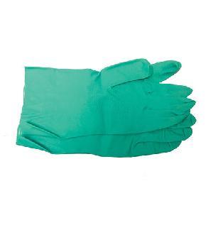 Nitrile Flocked Lined Gloves