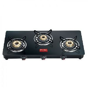 Prestige Glass Top Gas Stove