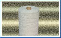 Twisted Asbestos Yarn