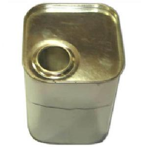 Soybean Oil Tin Containers