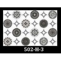 Flower Pattern Wall Tiles