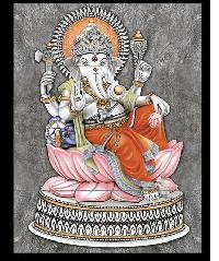Ganesha Printed Wall Tiles