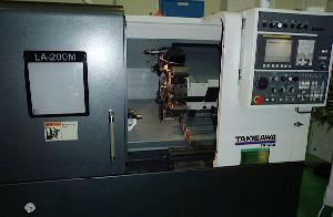 LA-200M Taiwan Takisawa CNC Lathe Machine