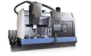 Vertical CNC Lathe Machine