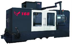 Vmc Polygim Cnc Sliding Head Machine