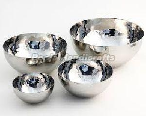 Steel Fruit Bowls