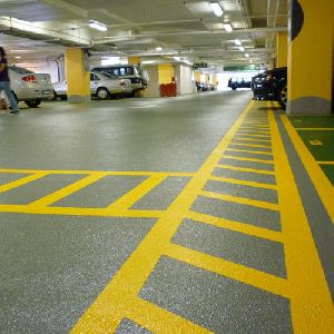 Anti Skid Epoxy Floor Coating Services