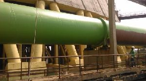 Mild Steel Pipeline Anti Corrosive Painting Services