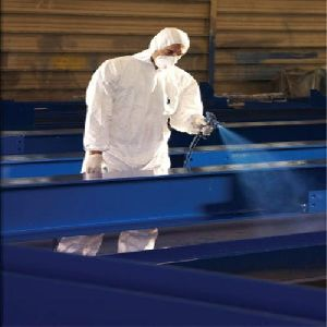 Mild Steel Structure Anti Corrosive Painting Services