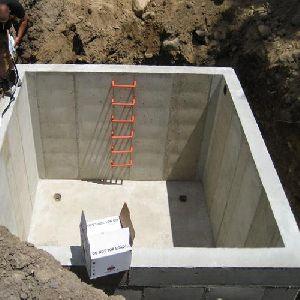 Sewage Tank Waterproofing Services