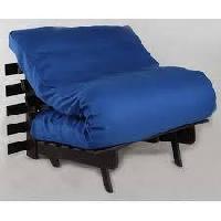 Blue Sofa Cum Bed Mattress