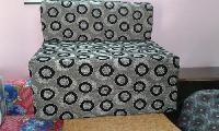 Brown Sofa Cum Bed Mattress