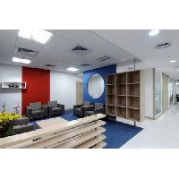 Office Waiting Area Interior Designing Service