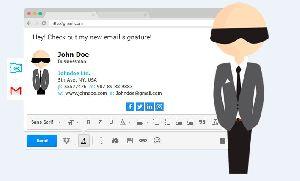 Class Ii E-mail Digital Signature Services