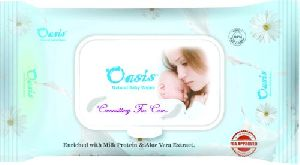 Oasis Natural Baby Wipes