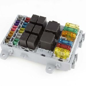 Automotive Fuse Boxes
