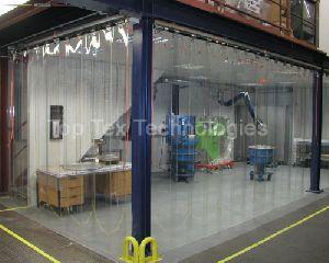 Flexible Strip Curtain