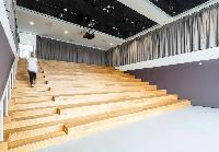 Auditorium Stage Flooring Services