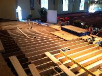 Stage Fabrication Services