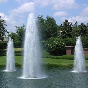 Cascade wall Fountains
