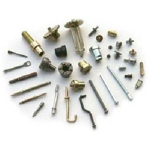 Mild Steel Machine Parts