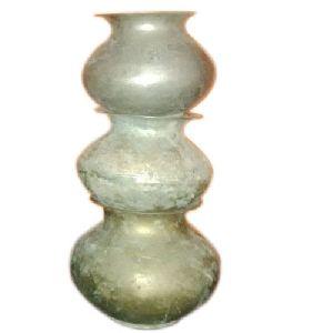 Antique Brass Vessel Set (3 Pcs)