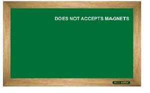 Non Magnetic Writing Board