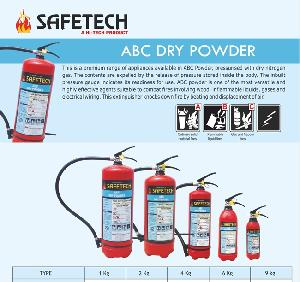 Abc 6 Kg Fire Extinguishers