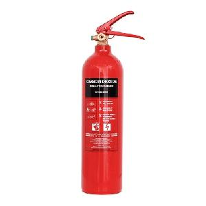Carbon Dioxide Fire Extinguisher