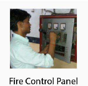 Fire Control Panel Repairing Service